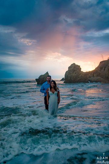 wedding photographer in malibu 7