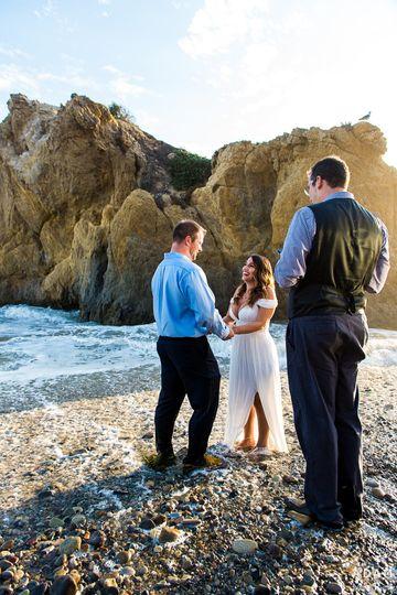 wedding photographer in malibu 2748