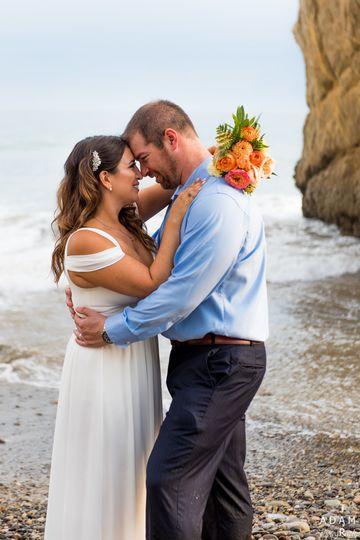 wedding photographer in malibu 3004
