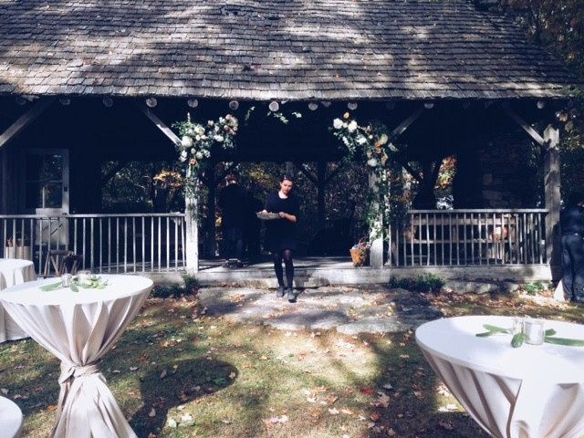 Cordial & Craft event staffing in Asheville, NC.