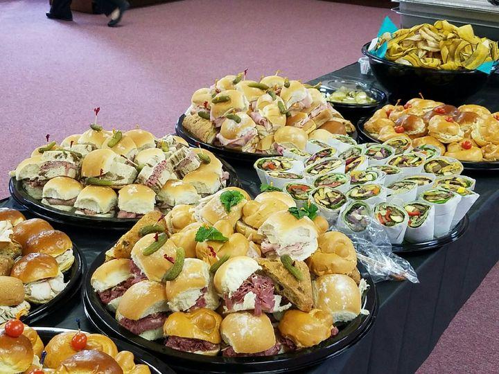 Stationary foods