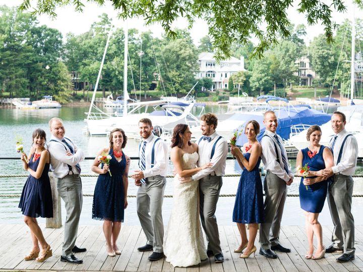Tmx 1416241332808 Lindsay Brenden Peninsula Yacht Club Wedding 5994 Cornelius, NC wedding venue