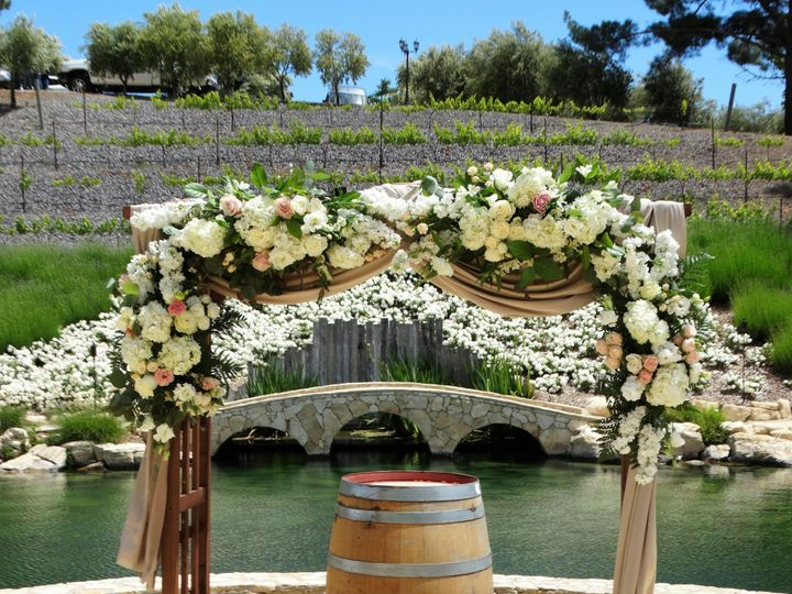 Tmx Dsc09585 51 186173 1562695293 Paso Robles, California wedding florist