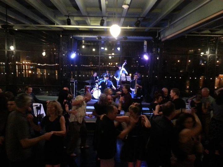 Gorgeous Lake Merritt venue and dancers