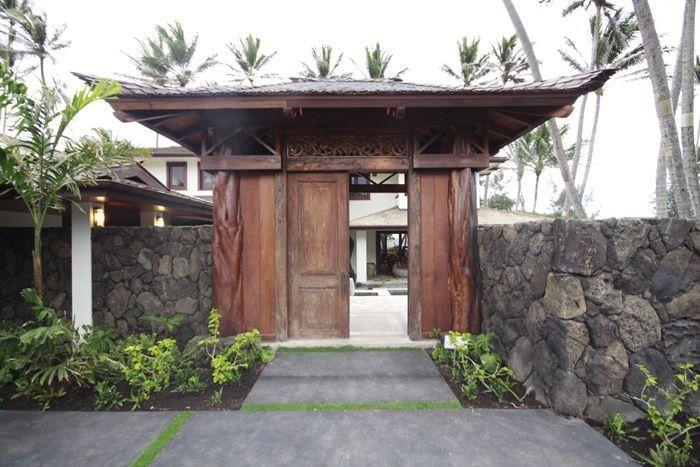 Entrance exterior