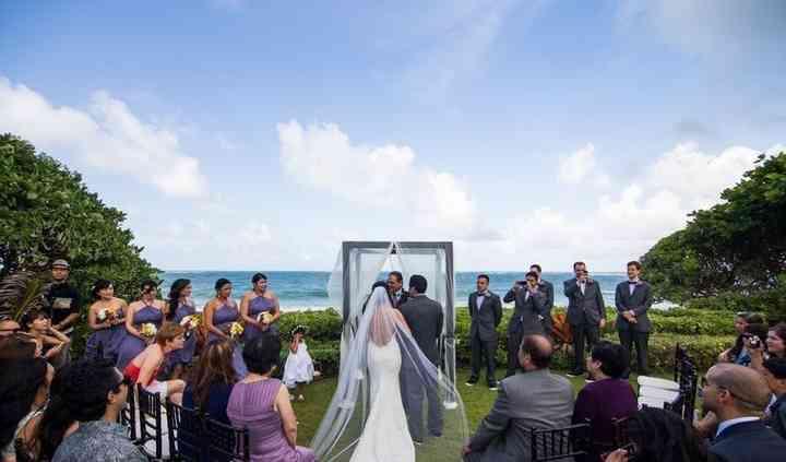 Laakea Ocean Wedding
