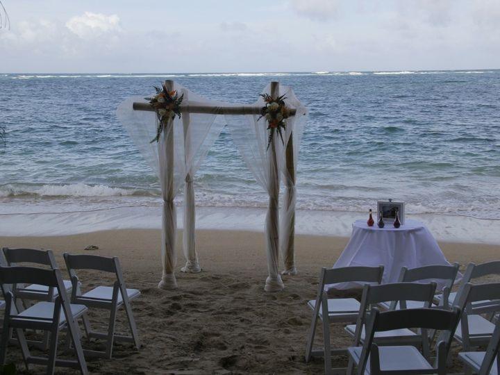 Tmx 1429896516454 Makalii Arch Kahuku wedding venue