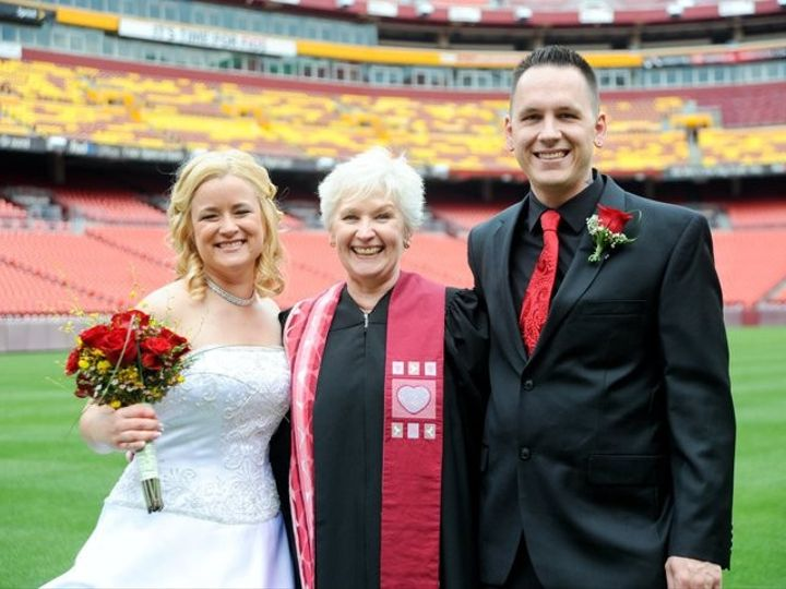 Tmx 1431011845474 Tom And Lisa ..fed  Ex Field Again Frederick, District Of Columbia wedding officiant