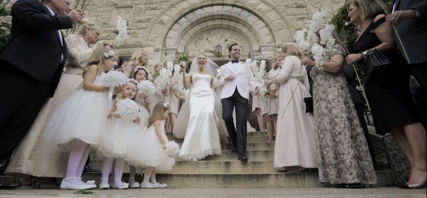 Celebration after ceremony - Ethan Hoover Wedding Films