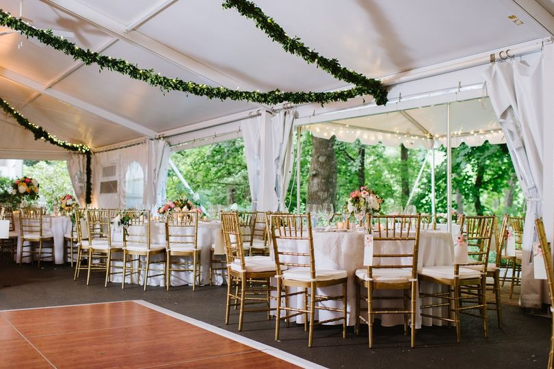 Manor House tent