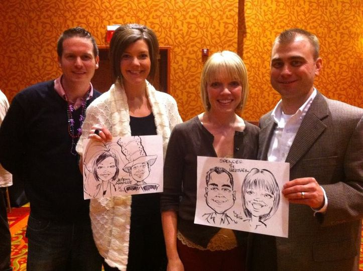 Guest Caricatures