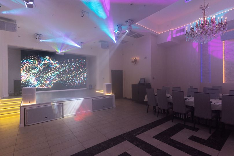 Club party lights