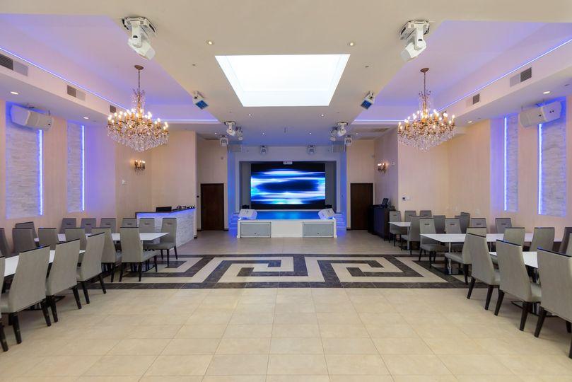 15 foot customizable LED wall