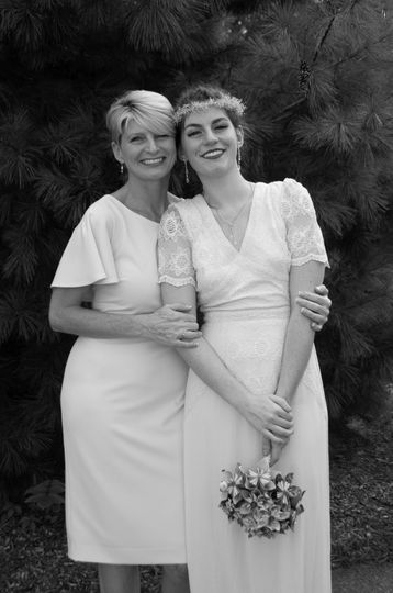 Erin & Mom