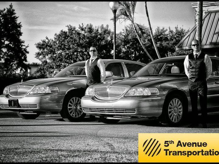 Tmx 1435151145150 Luxury Car Transportation Fifth Avenue Transportat Naples wedding transportation