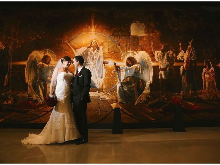 Tmx 1471551529294 Museum Of Biblical Art Wedding Photos 06 Dallas, Texas wedding venue