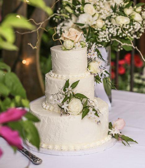 Cake at Robin's Garden