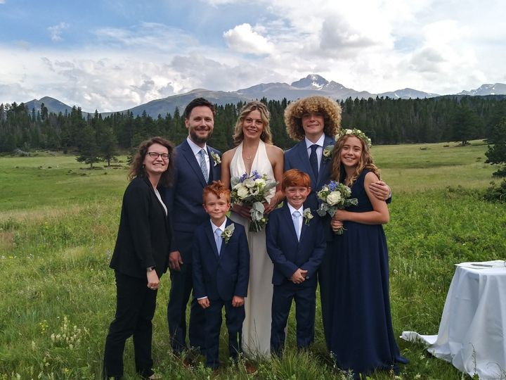 Wedding Officiant RMNP