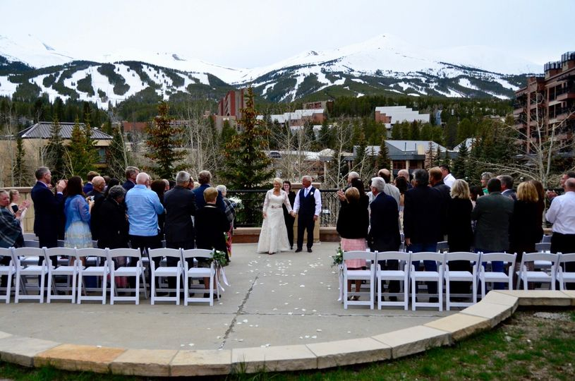 Wedding Officiant Breckenridge