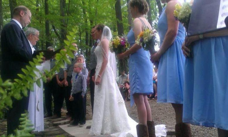Wedding captured