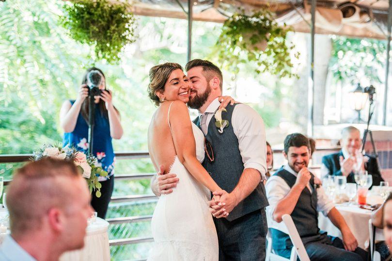 Deck Weddings