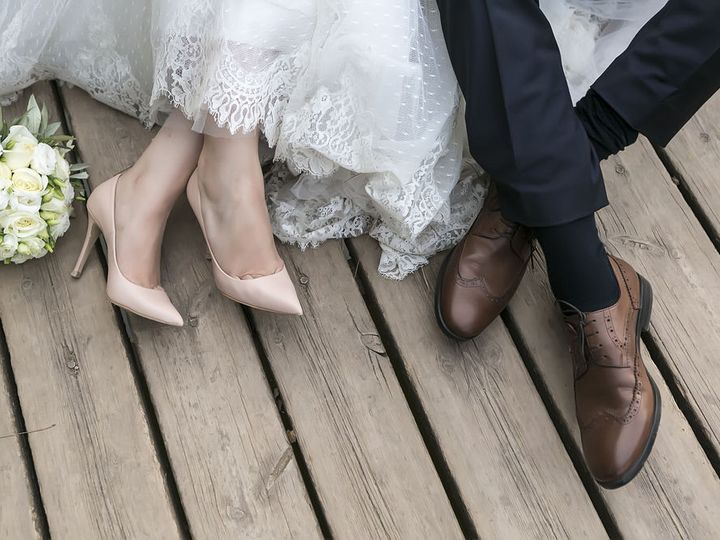 Tmx 1533843309 81d99ef1cd9e7958 1533843308 305c8b523f15a478 1533843183353 22 Bride Groom Feet  Malvern, PA wedding venue