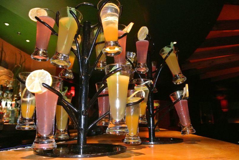 Refreshment area
