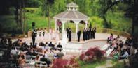Outdoor wedding cerm