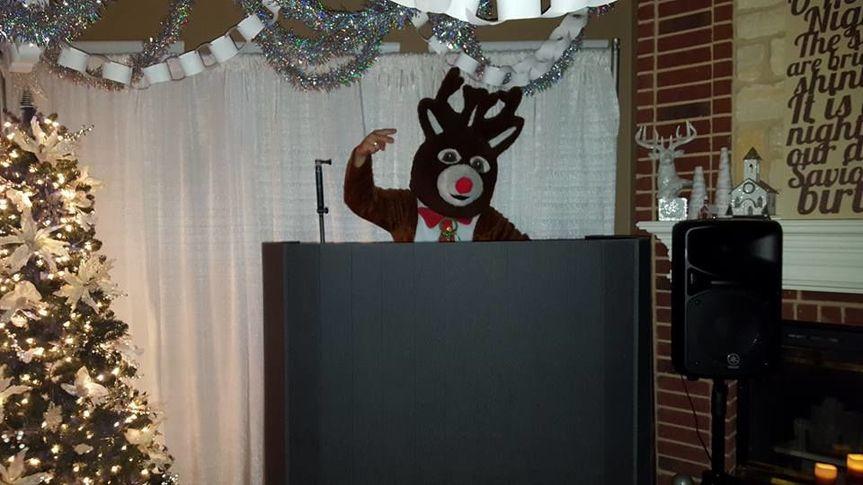Half Christmas Party