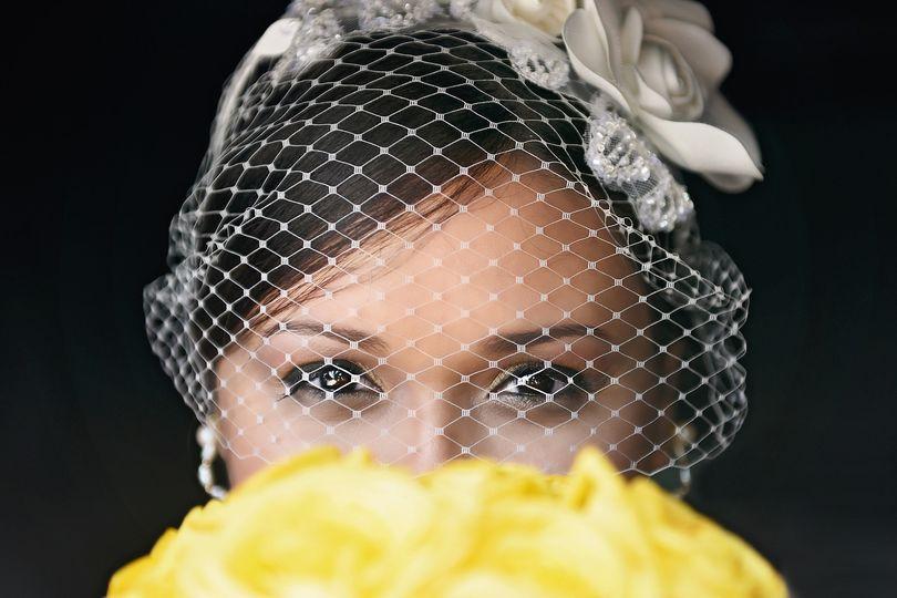 Beautiful, yellow wedding