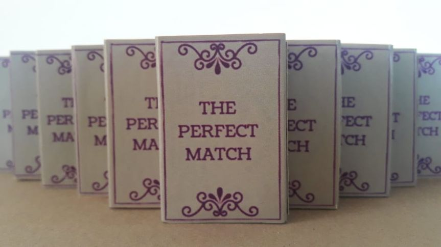 Custom Match Boxes