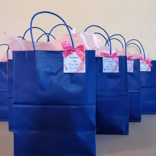Themed Welcome Bags