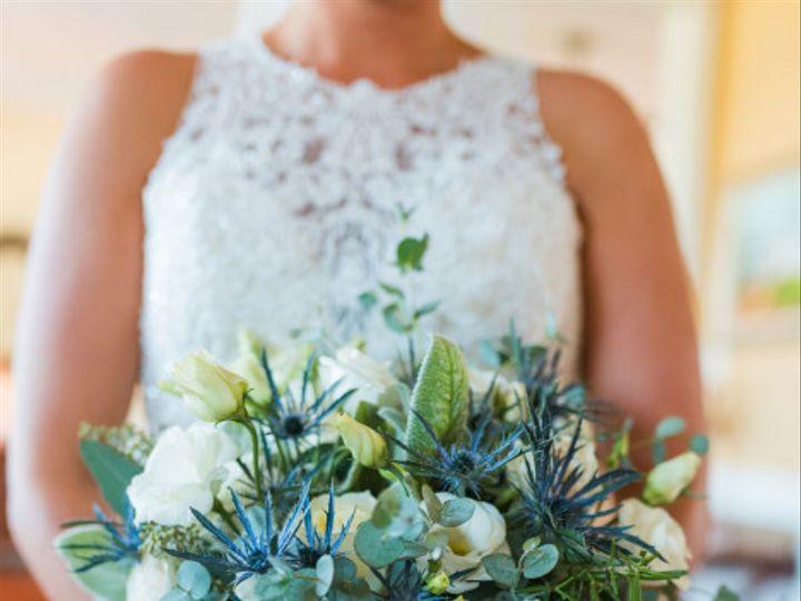 Tmx Blue And White Wedding Bouquet 51 28273 Glen Burnie wedding florist