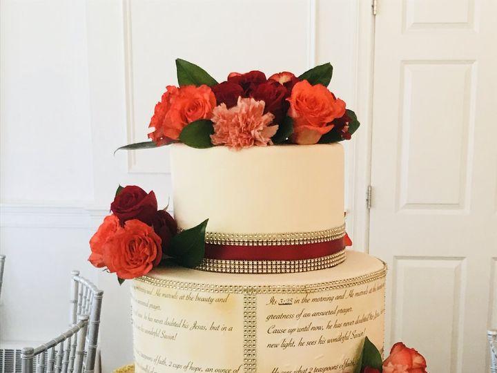 Tmx Fullsizeoutput 2889 51 1038273 West Roxbury, MA wedding cake