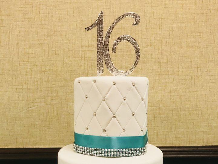 Tmx Fullsizeoutput 2cb3 51 1038273 West Roxbury, MA wedding cake
