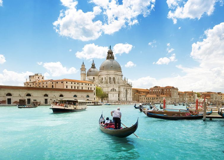 travel europe italy venice grand canal