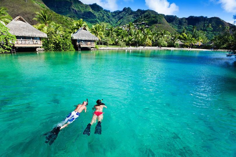 travel exciting vacations snorkeling