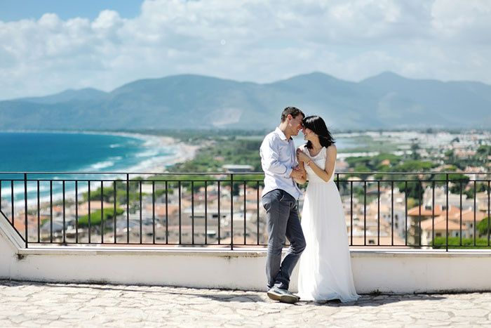 travel romance destination wedding italy