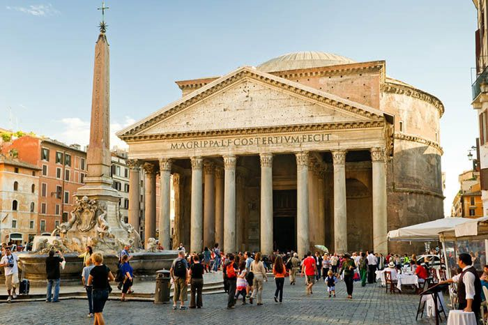 Tmx 1448387708341 Travel Small Group Tours Italy Rome Pantheon East Brunswick wedding travel
