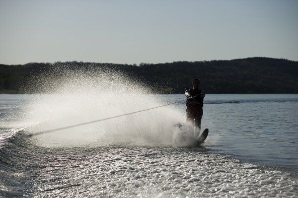 Slalom Skiing! Other guided activities include ATV rides, clay pigeon shooting, zip line rides,...