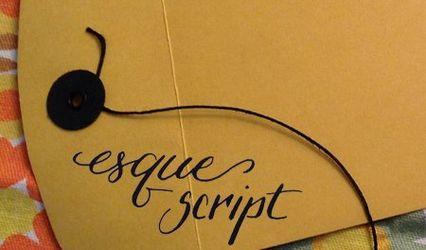 Esque Script