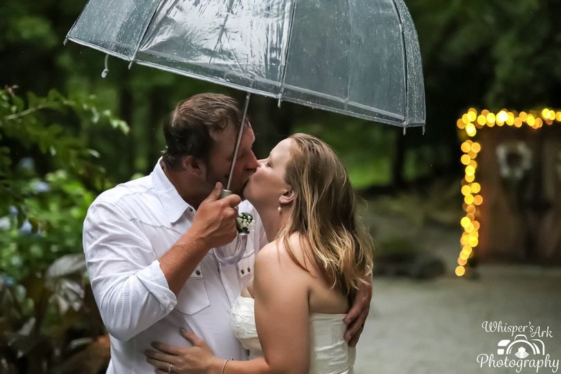 Rain Kiss Cloudy