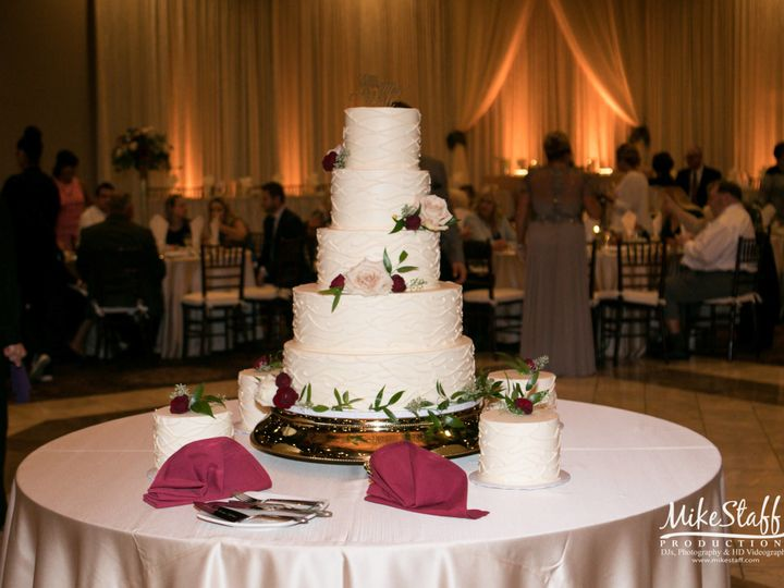 Tmx 1539272742 F6e8f69cd511f221 1539272739 4fe400573be3cba8 1539272720966 12 Laurelmanorcaketa Livonia, MI wedding venue