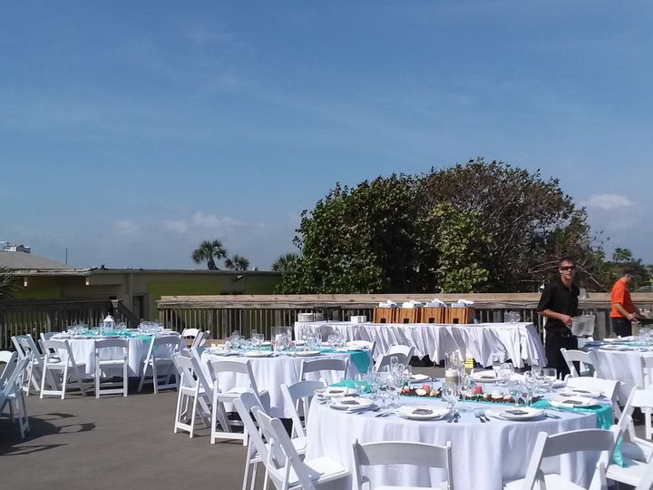 Tmx 1430241149332 Deck Reception Cocoa Beach, FL wedding venue