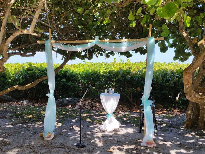 Tmx 1526998466 4dd34ec0f051297f 1526998465 D38c002390119148 1526998444671 7 37201434256 5066c6 Cocoa Beach, FL wedding venue