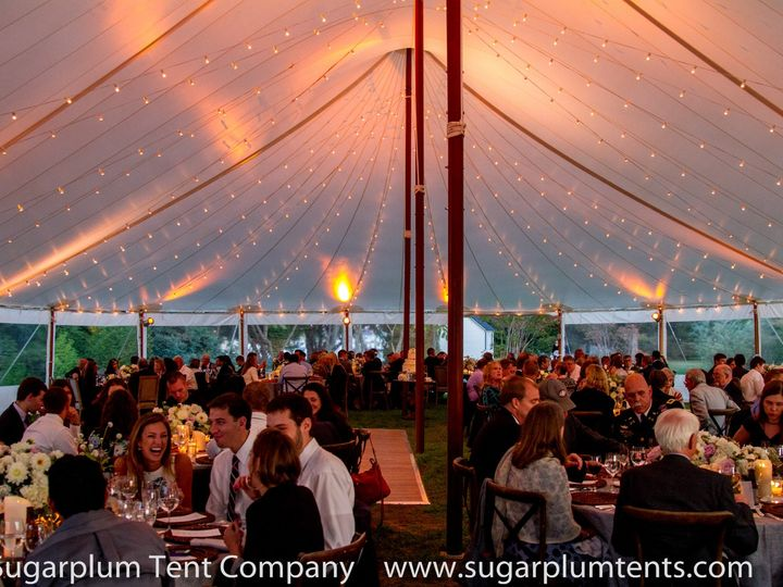 Tmx Sailcloth Tent With Clear Sidewall Cafe Bistro Lighting And Amber Colorwash Uplights 51 162373 1570654749 Boyds, District Of Columbia wedding rental