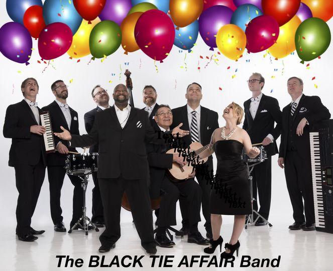 Black Tie Affair Band