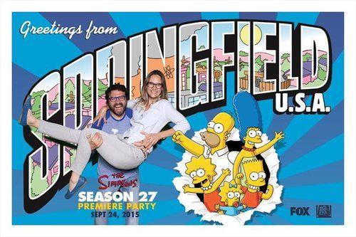 Simpsons theme