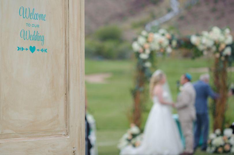 Doorway to love.