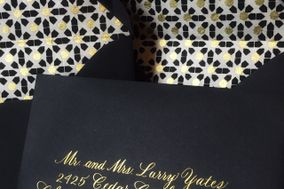 Addressing Elegance - Calligraphy | Wedding Invitations